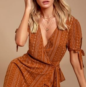 Lulu's | Wrap Dress